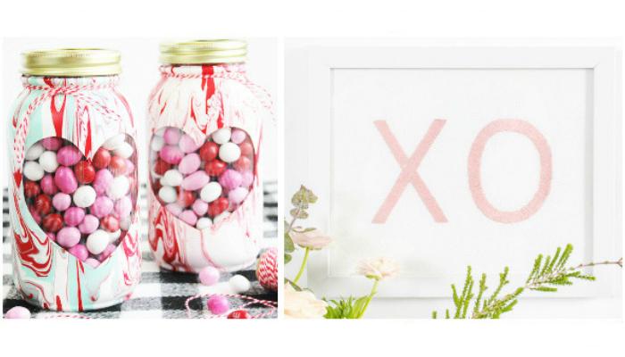 25 Valentines Day Crafts